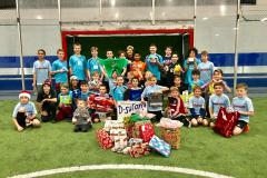 U11 Boys Bruno & WSA